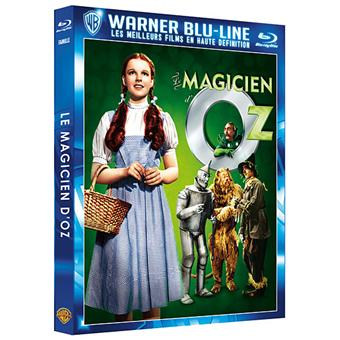 Le Magicien d'Oz - Blu-Ray
