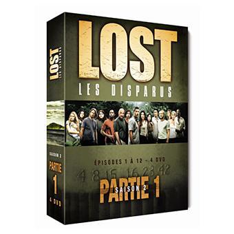 LostLost - Coffret de la Saison 2 - Partie 1
