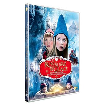 Le royaume de glaceVolume 1 : Les aventuriers de la poudre magique