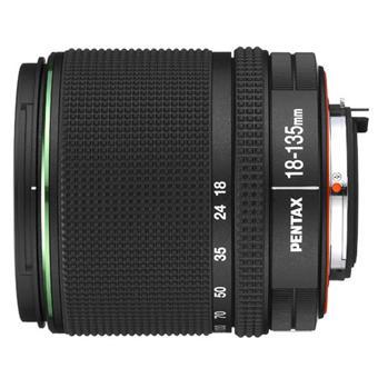 Pentax Smc DA 18-135mm f/3.5-5.6 ED AL (IF) DC WR (Tropisch) Reflex Lens