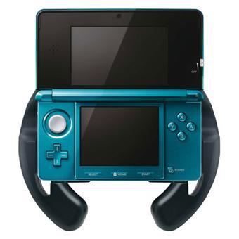 Volant nintendo pour mario kart 7 3ds accessoire console de jeux achat prix fnac - Mario kart 7 gratuit ...