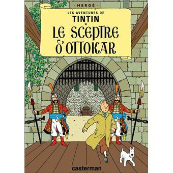 TintinLe Sceptre d'Ottokar