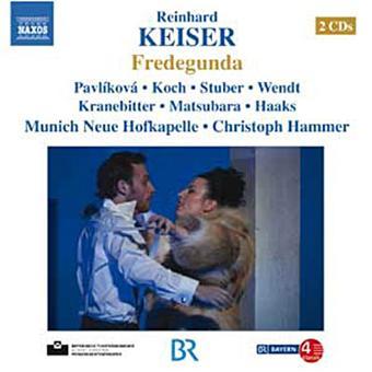 Fredegunda - Théâtre August Everding Munich 2007