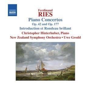 Piano Concertos Op. 42 and Op. 177