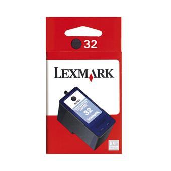 Cartouche Lexmark No 32 (18C0032)
