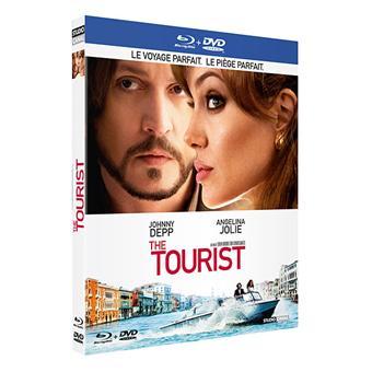 The Tourist - Blu-Ray