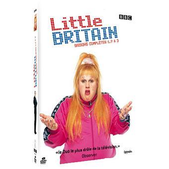 Little Britain (Saisons 1, 2 & 3) : Little Britain
