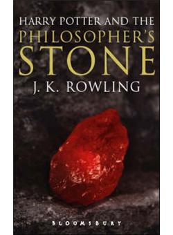 Harry PotterHARRY POTTER AND THE PHILOSOPHER'S STONE