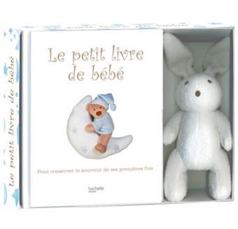 Coffret Naissance Le Petit Livre De Bébé