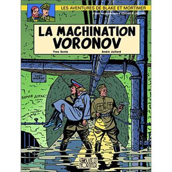 Blake et MortimerLa machination Voronov