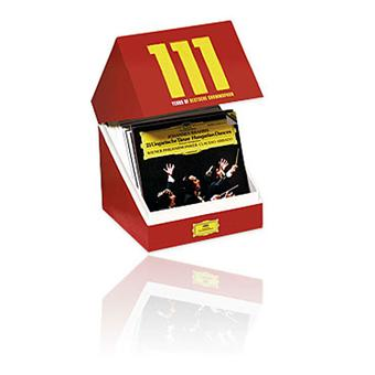 111 years of Deutsche Grammophon - Coffret 55 CD