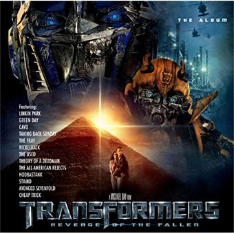 BSO Transformers: Revenge of The Fallen - CD