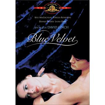 Blue velvet - Edition  Simple