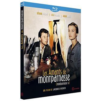 Les Amants de Montparnasse (Montparnasse 19) Blu-ray