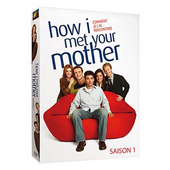 How I met your MotherHow I met your Mother - Coffret intégral de la Saison 1