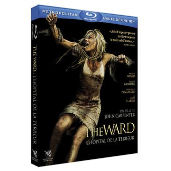 The Ward : L'Hôpital de la terreur Blu-ray