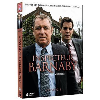Inspecteur BarnabyInspecteur Barnaby - Coffret intégral de la Saison 8