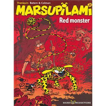 MarsupilamiRed monster