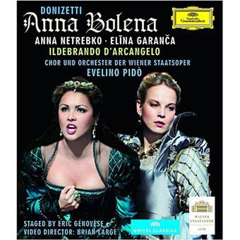 Anna Bolena - Blu-Ray