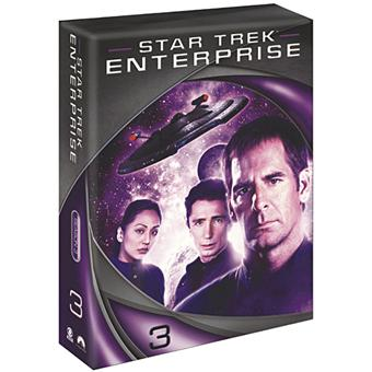 Star Trek EnterpriseStar Trek Enterprise - Coffret intégral de la Saison 3 - Version 2009