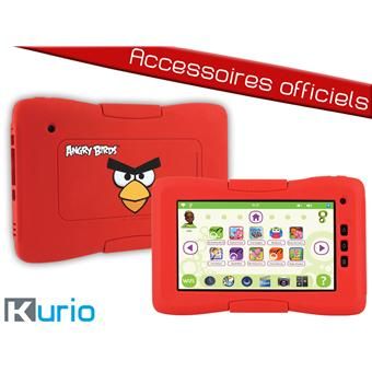 Kd protection pour tablette tactile gulli 7 kurio angry birds rouge tablette ducative - Angry birds rouge ...