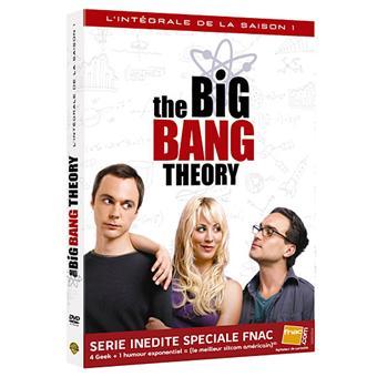The Big Bang TheoryCoffret intégral de la Saison 1