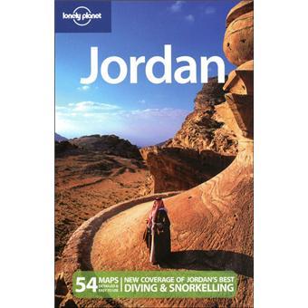 JORDANIA LP TRAVEL GUIDE