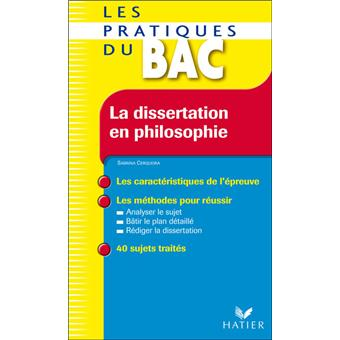 annabac dissertation philo