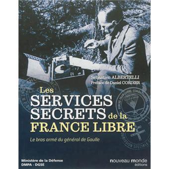 Histoire des services secrets de la France libre