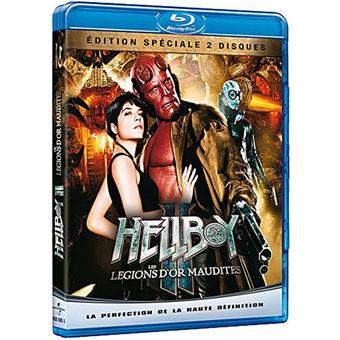 HellboyHellboy II : Les légions d'or maudites - Blu-Ray