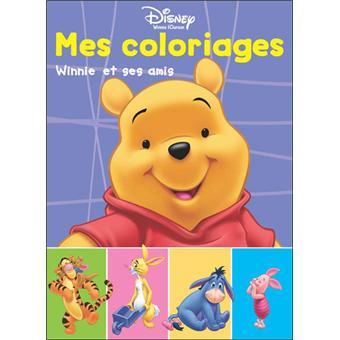 Increible Coloriage Winnie Et Ses Amis Patron Paginas Para