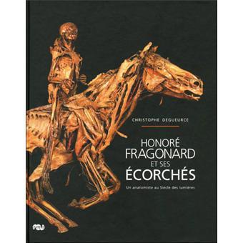 Honoré Fragonard et ses écorchés