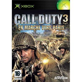 Call of DutyCall of Duty 3 - En marche vers Paris