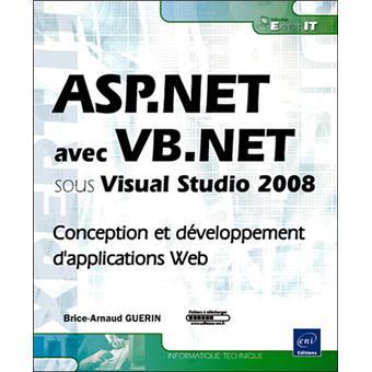 ASP.NET avec VB.NET sous Visuel Studio 2008