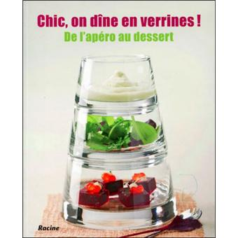 Chic, on dine en verrines!