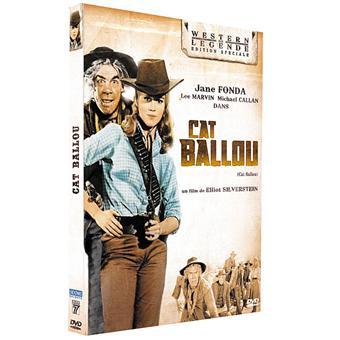 Cat Ballou DVD