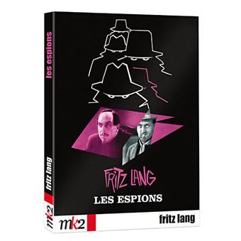 Les Espions DVD