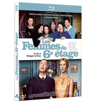 Les femmes du 6ème étage - Blu-Ray