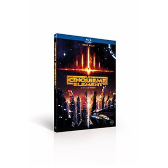 Le cinquième élément Blu-ray