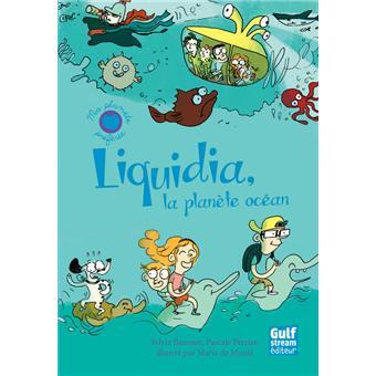 Liquidia, la planète océan