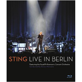 LIVE IN BERLIN - BLU RAY