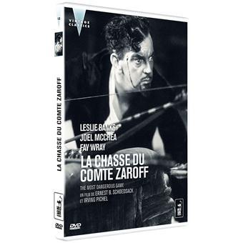 Les Chasses du Comte Zaroff - Classic vintage