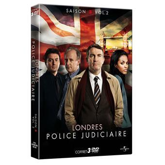 Londres, police judiciaireLONDRES POLICE JUDICIAIRE 3 VOL 2-3 DVD-VF
