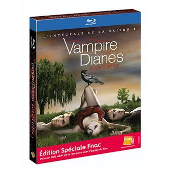 The Vampire DiariesVampire Diaries: Seizoen 1 Bluray Box