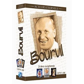 BOURVIL-COFFRET-3 DVD-VF