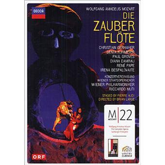 FLUTE ENCHANTEE/MOZART 22