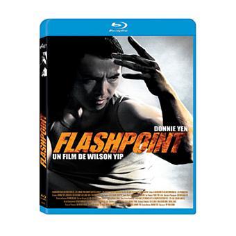 Flashpoint Blu-ray