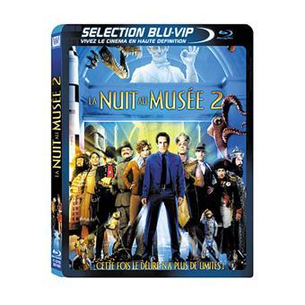 La nuit au muséeLa nuit au musée 2 Blu-ray