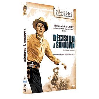 Décision à Sundown DVD