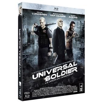 Universal Soldier : Le jour du jugement - Blu-Ray